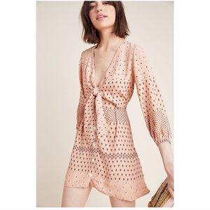 NWT Anthropologie X Faithfull The Brand Dress